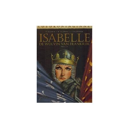 Bloedkoninginnen 2.1 HC Isabelle de wolvin van Frankrijk deel 1 (van 2)