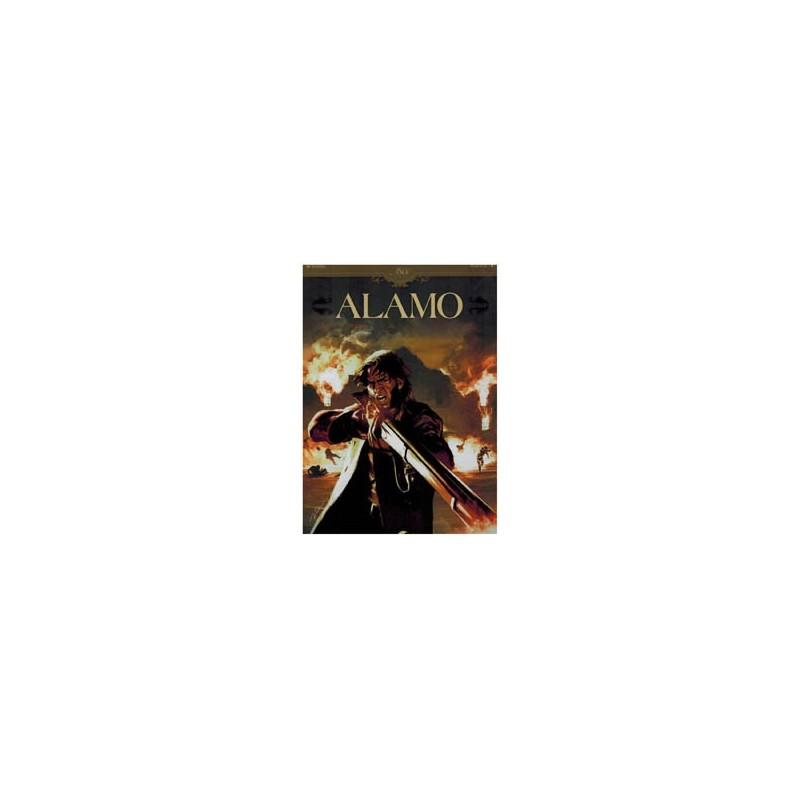 Alamo 02 HC Een rode dageraad (Collectie 1800)