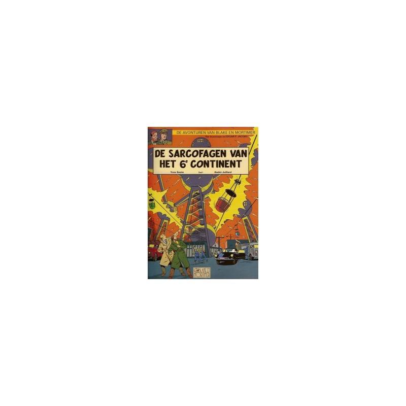Blake & Mortimer 16: De sarcofagen van het 6e continent deel 1