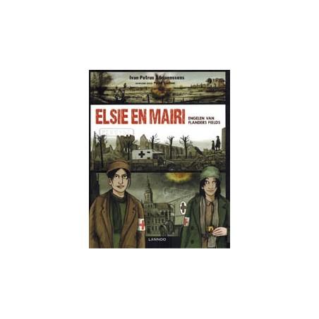 Adriaenssens strips HC Elsie en Mairi Engelen van Flanders fields