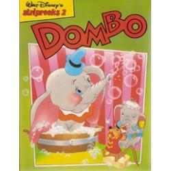 Walt Disney's stripreeks 02<br>Dombo<br>herdruk