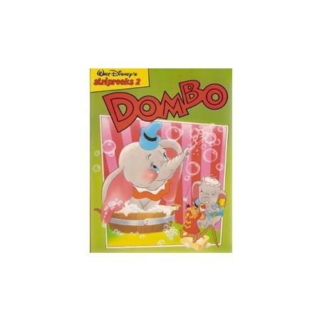 Walt Disney's stripreeks 02 Dombo herdruk