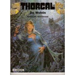 Thorgal HC 16<br>De wolvin