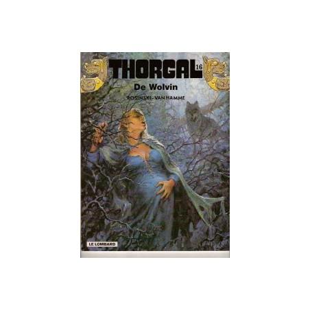 Thorgal HC 16 De wolvin herdruk