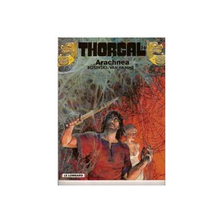 Thorgal HC 24 Arachnea 1e druk 1999
