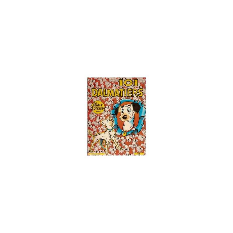 101 Dalmatiers 1e druk 1961