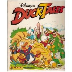 Ducktales stickeralbum 1978 (er ontbreken 19 plaatjes)