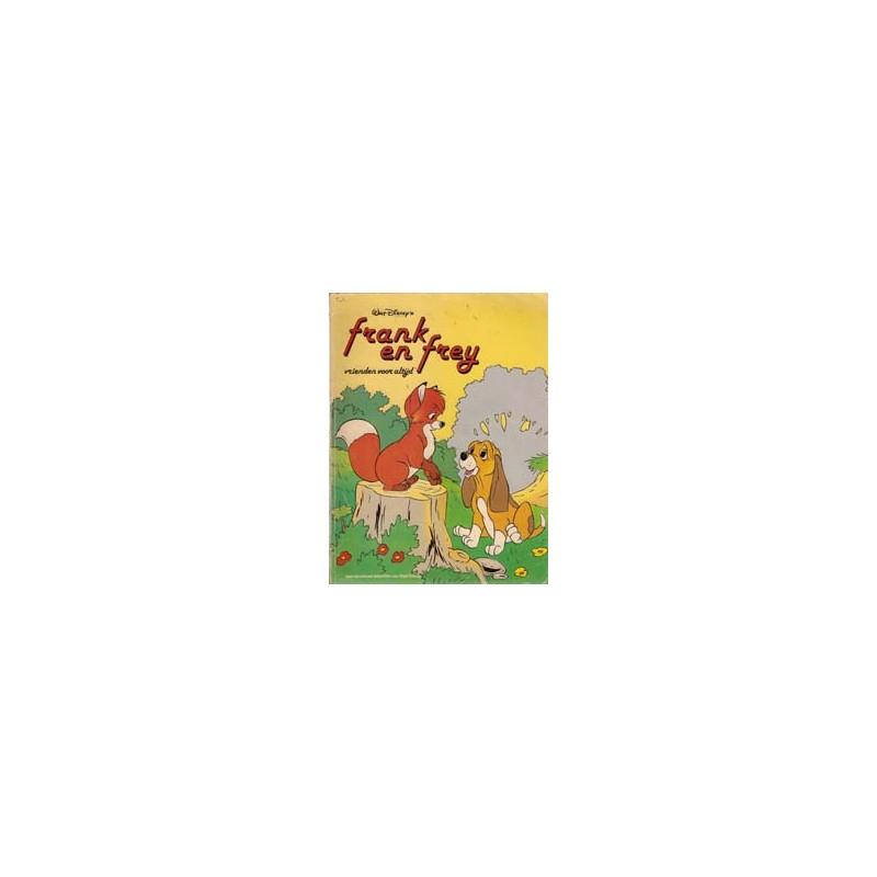 Frank en Frey 01% Vrienden voor altijd 1e druk 1981