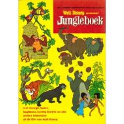 Jungleboek (Disney) 1e druk 1968