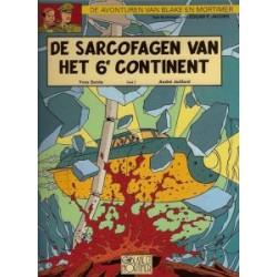 Blake & Mortimer 17: De sarcofagen van het 6e continent deel 2