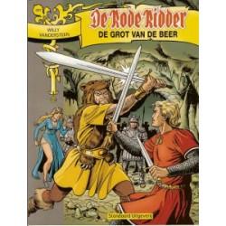Rode Ridder Kleur 207 De grot van de beer 1e druk 2005