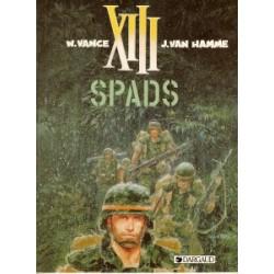 XIII<br>04 Spads<br>1e druk 1987