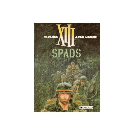 XIII 04 Spads 1e druk 1987
