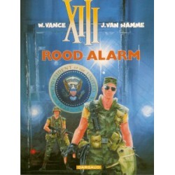 XIII<br>05 Rood alarm<br>1e druk 1988