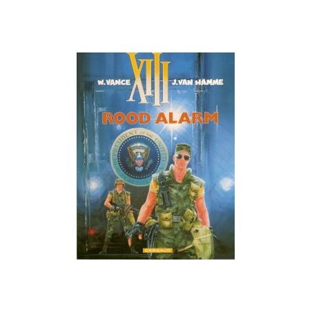 XIII 05 Rood alarm 1e druk 1988
