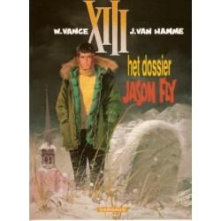 XIII<br>06 Het dossier Jason Fly<br>1e druk 1989