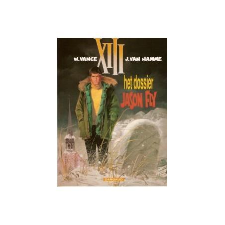 XIII 06 Het dossier Jason Fly 1e druk 1989