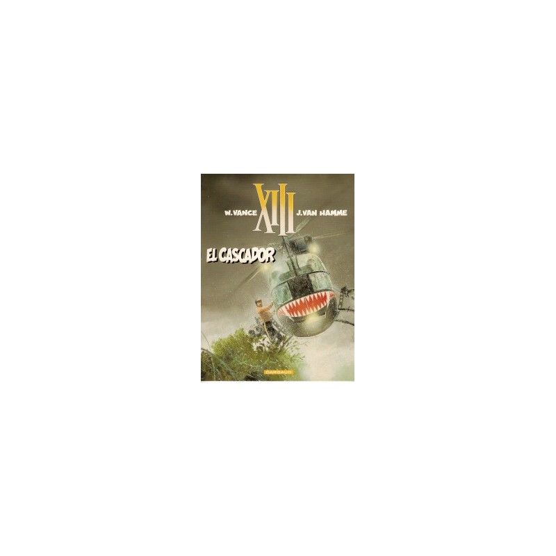 XIII 10 El Cascador 1e druk 1994