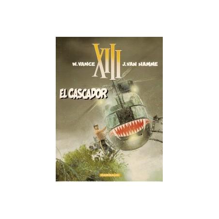 XIII<br>10 El Cascador<br>1e druk 1994