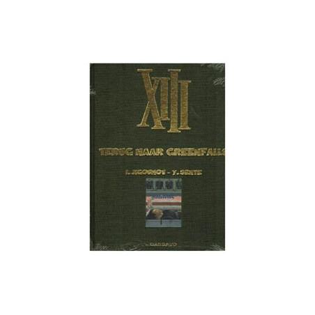 XIII  Luxe 22 Terug naar Greenfalls