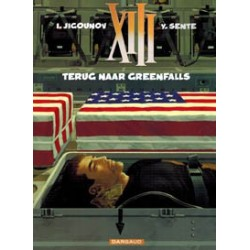 XIII 22 Terug naar Greenfalls