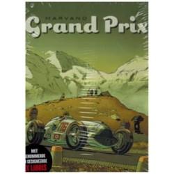 Grand Prix Box<br>deel 1 t/m 3 in luxe cassette