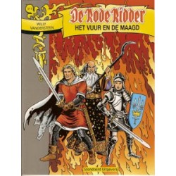 Rode Ridder 211 Het vuur en de maagd