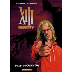 XIII Mystery HC 06 Billy Stockton