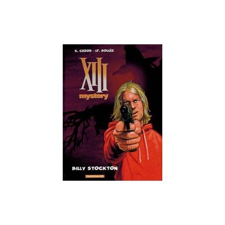 XIII Mystery HC 06 Billy Stockton 1e druk 2013