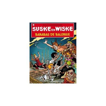 Suske & Wiske  323 Barabas de balorige
