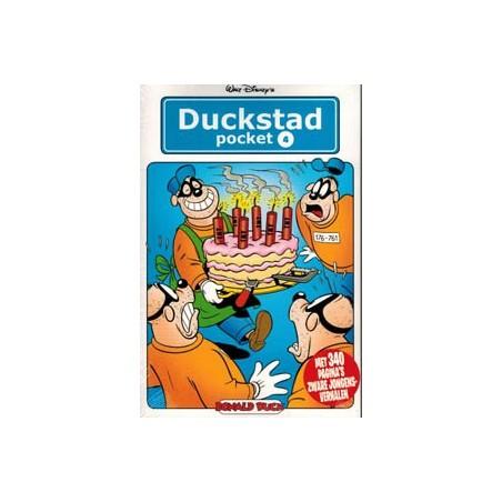 Donald Duck  Duckstad pocket 04 Zware Jongens-verhalen