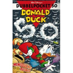 Donald Duck Dubbelpocket 50<br>Miniducks uit de ruimte