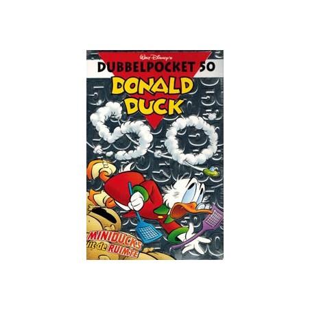 Donald Duck  Dubbel pocket 50 Miniducks uit de ruimte