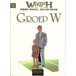 Largo Winch<br>02 Groep W<br>1e druk 1991