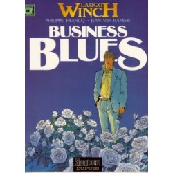 Largo Winch<br>04 Business Blues<br>1e druk 1993