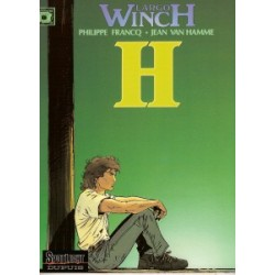 Largo Winch<br>05 H<br>1e druk 1994