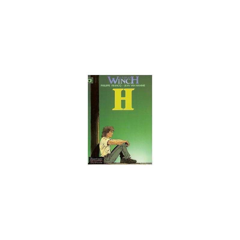 Largo Winch 05 H 1e druk 1994