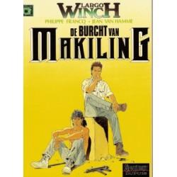 Largo Winch 07 De Burcht van Makiling 1e druk 1996