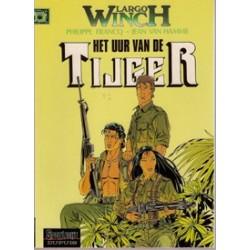 Largo Winch<br>08 Het uur van de Tijger<br>1e druk 1997