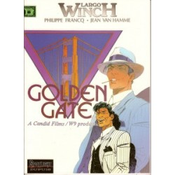 Largo Winch<br>11 Golden Gate<br>1e druk 2000