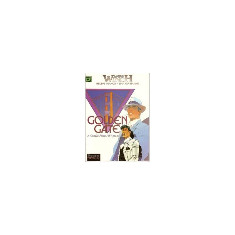 Largo Winch 11 Golden Gate 1e druk 2000