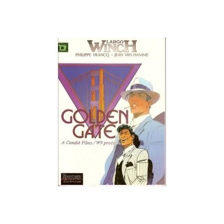 Largo Winch<br>11 Golden Gate<br>1e druk 2000