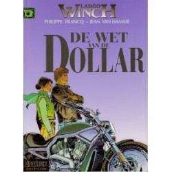Largo Winch<br>14 De wet van de dollar<br>1e druk 2005
