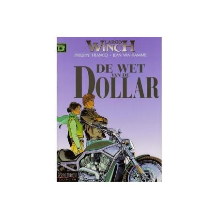 Largo Winch<br>14 De wet van de dollar<br>1e druk 2005