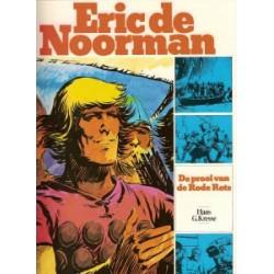 Eric de Noorman<br>De prooi van de rode rots