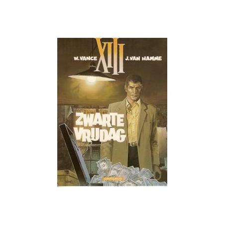 XIII 01 Zwarte vrijdag 1e druk 1984