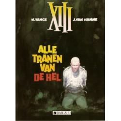 XIII<br>03 Alle tranen van de hel<br>1e druk 1986