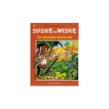Suske & Wiske  082 De gramme huurling