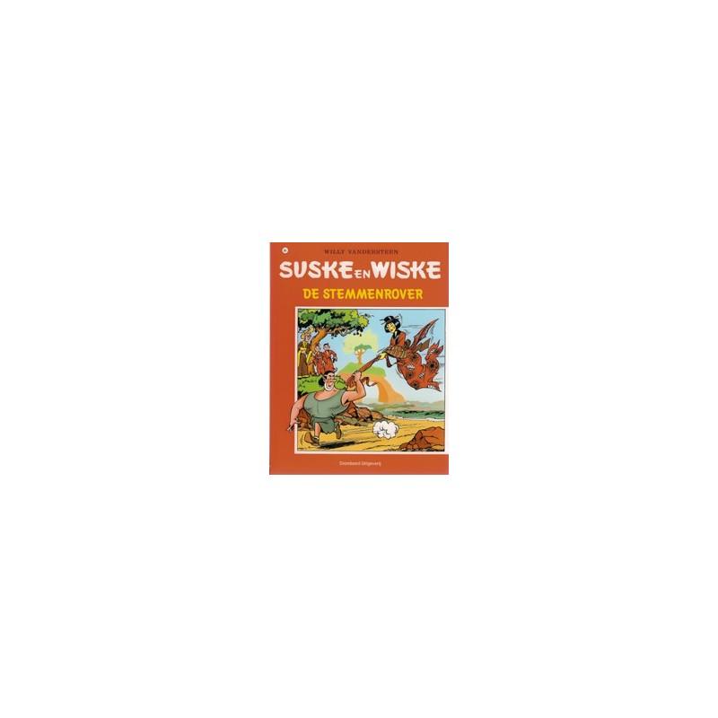 Suske & Wiske  084 De stemmenrover