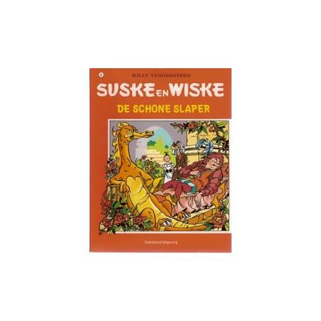Suske & Wiske  085 De schone slaper